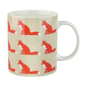 Anorak Proud Fox mug $22 - Perch Home