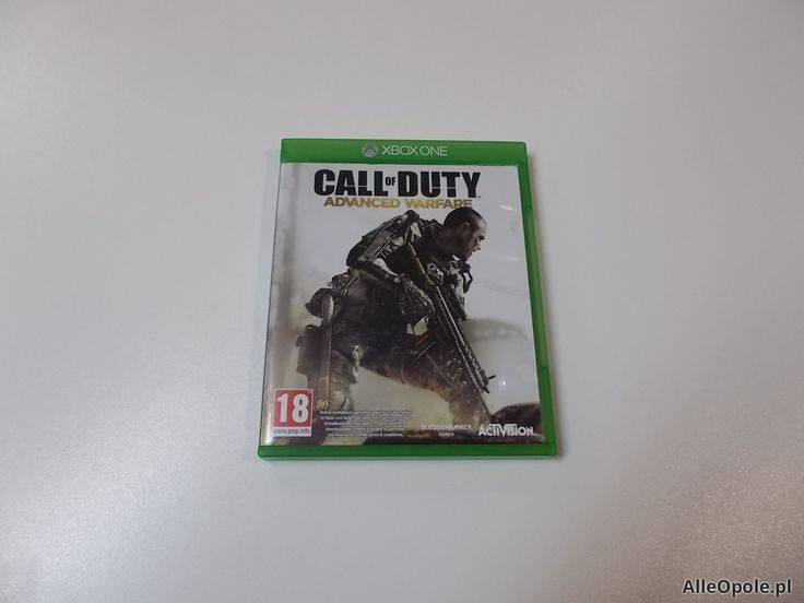 Call of Duty Advanced Warfare - GRA Xbox One - Opole 0464 (Opole)