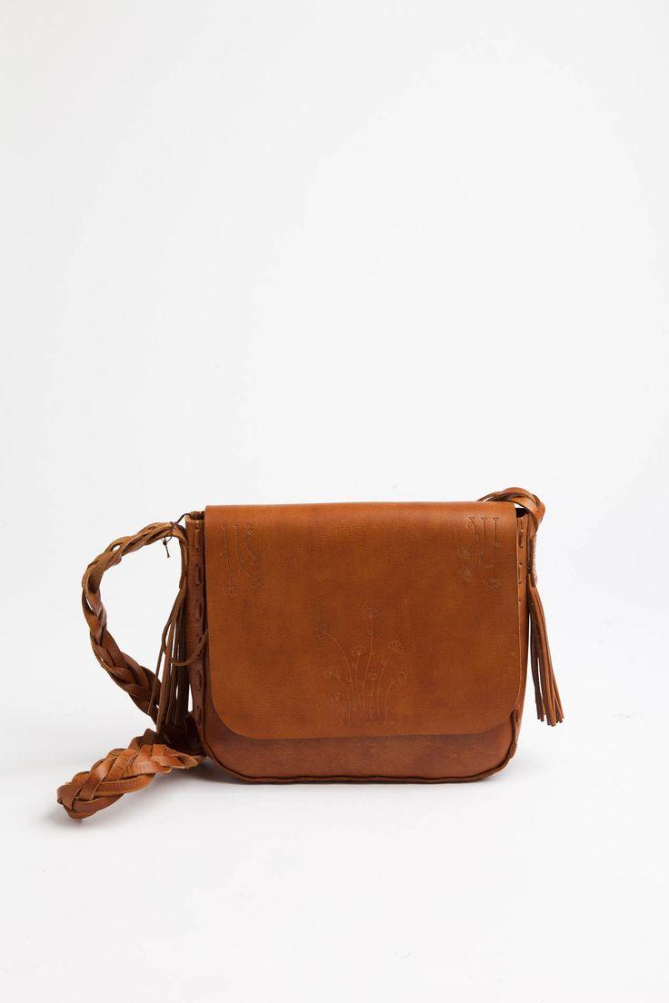 Antik Batik Saddle Bag