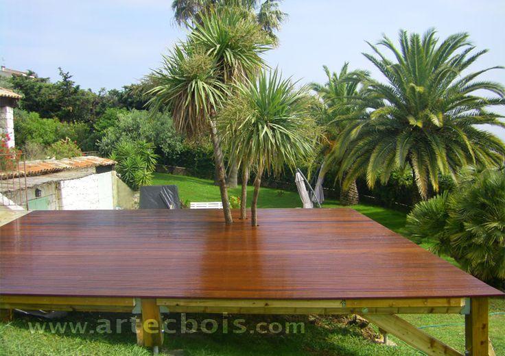 Les 25 meilleures id es de la cat gorie terrasse en ipe sur pinterest terrasse ipe ip bois - Terrasse bois et jardin zen aixen provence ...