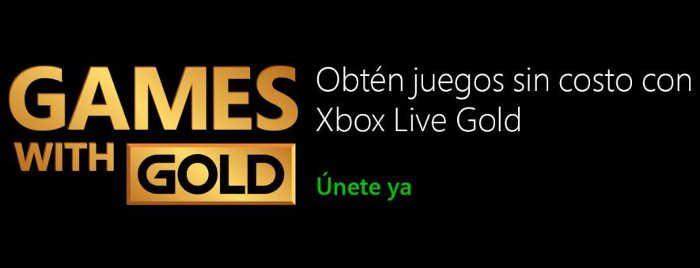 Xbox Live: Games with Gold Agosto Juegos Gratis 2015