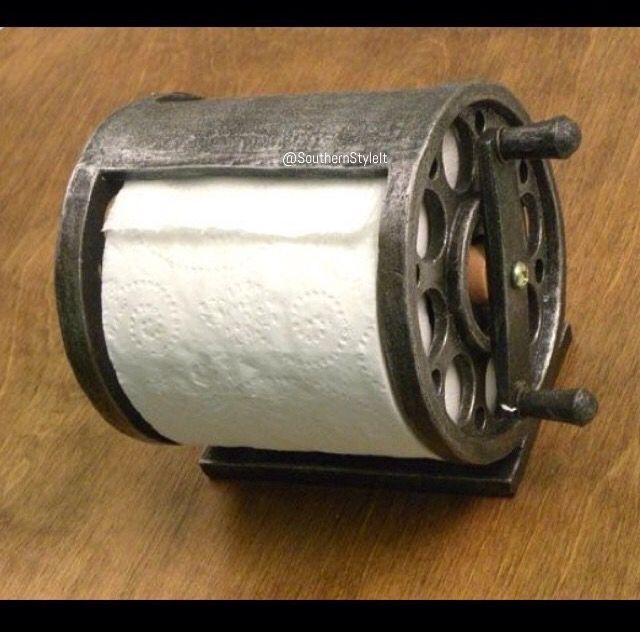 Fish Toilet Paper Holder