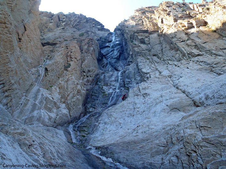 Kremastos is a waterfall 180m height at Samothrace island
