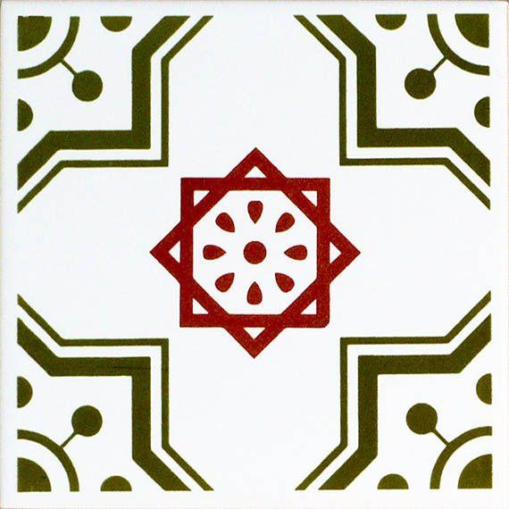 wzór azulejos 015 | JumaTile