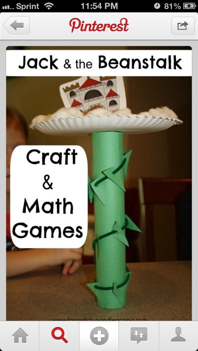 Art craft idea for kids for Fairytale theme