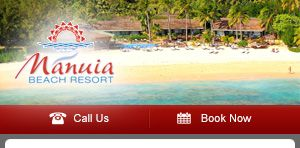 Manuia Beach Resort   Rarotonga Hotel/Resort Cook Islands Accommodation - Overview