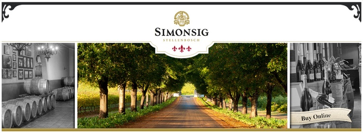 Mission: Implementing a new Facebook cover photo as part of Simonsig's website relaunch