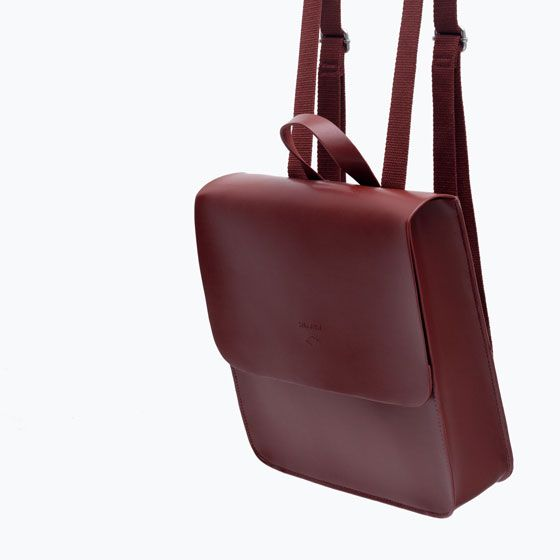 Image 5 of MINI FASHION BACKPACK from Zara