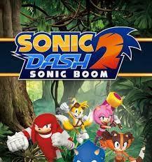 imagen Sonic Dash 2: Sonic Boom [APK] [Android]