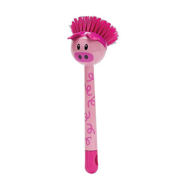 Pig Kitchen Brush