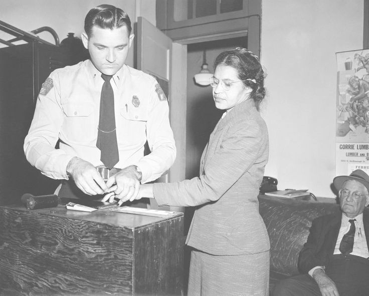 While most remember Rosa Parks' Dec. 1, 1955 arrest for standing up to an Alabama law requiring black bus riders to give seats up to white passengers, she was arrested again on Feb. 22, 1956, 61 years ago Wednesday.