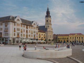 De ce să vizitezi Oradea - Palatul Vulturul Negru,