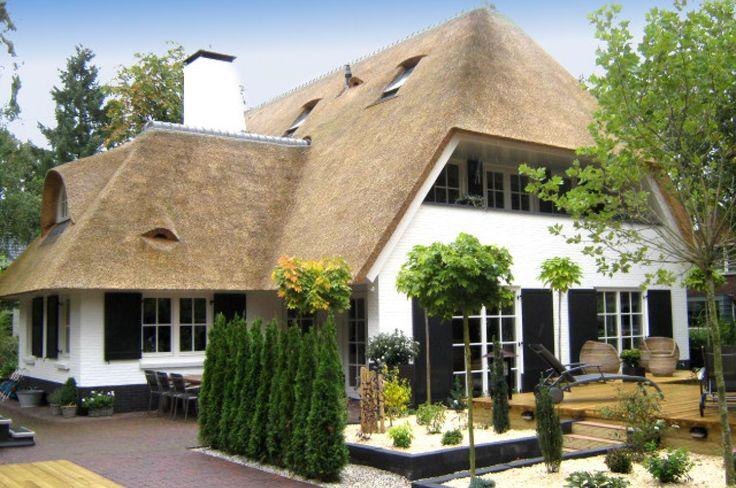 Monte viso landelijk riet woningtypes selekthuis for Pinterest kosten