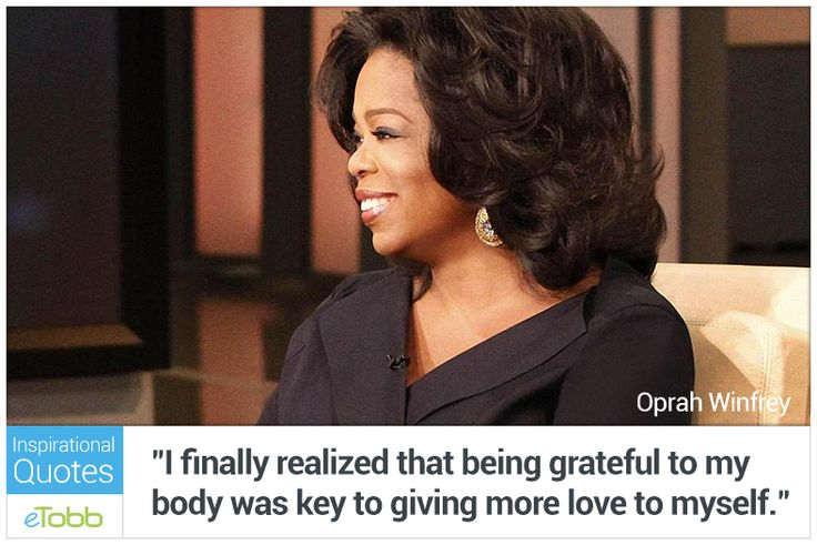 #body #love #oprah - eTobb.com