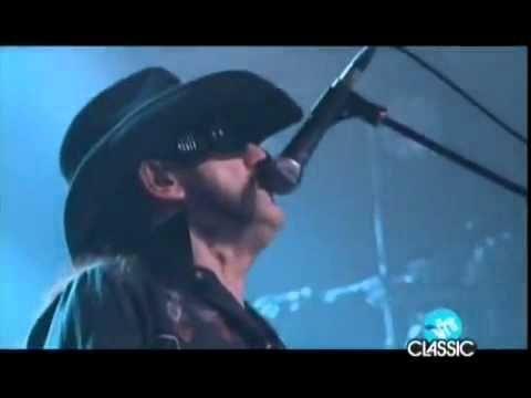 Lemmy, Slash & David grohl - Ace of Spades - OMG! A banda dos sonhos tocando a musica dos sonhos!!