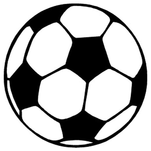 molde bola de futebol : Revista Artesanato