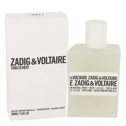 This Is Her Eau De Parfum Spray By Zadig & Voltaire