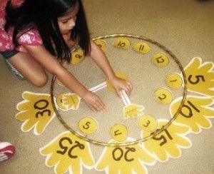 anasınıfı saat öğretimi etkinlikleri (3)