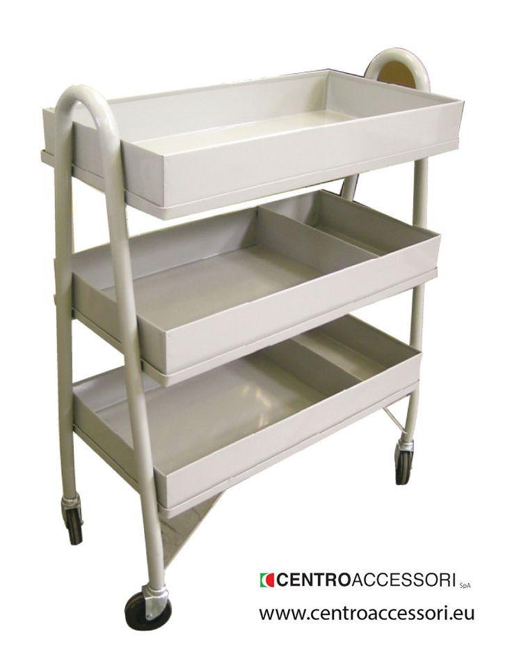 Carrello giunteria. Trolley for joints #CentroAccessori