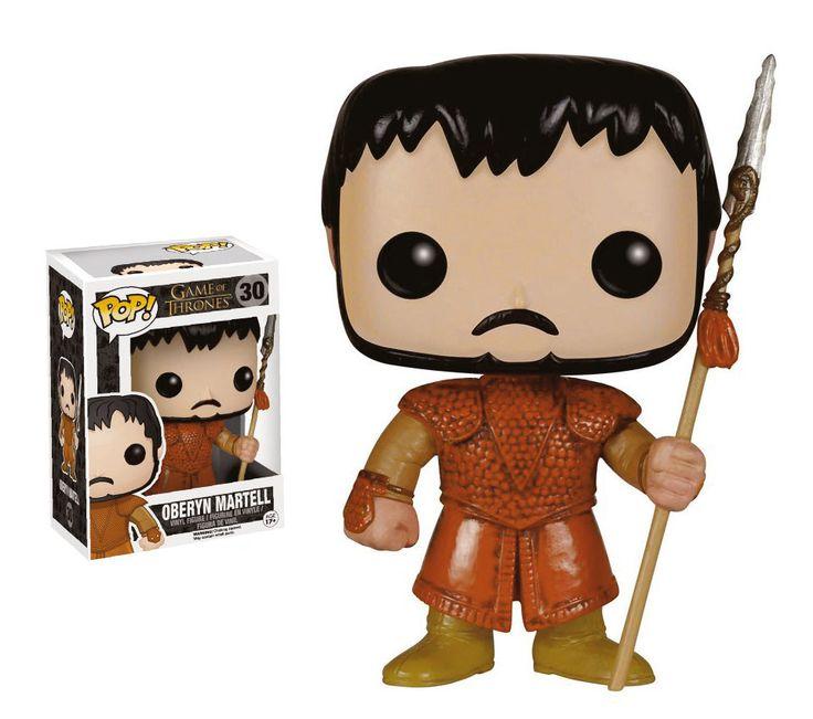 Game of Thrones POP Figuren - Hadesflamme - Merchandise - Onlineshop für alles was das (Fan) Herz begehrt!
