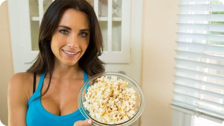 21 Day Fix Snack Hack: Popcorn Recipe