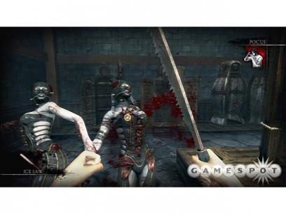 Rise of Nightmares p/ Xbox 360 Kinect - Sega com as melhores condições você…