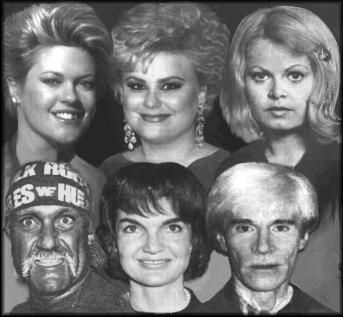 Personality and physical traits of Leo's Melody Griffith, Delta Burke, Sally Struthers, Jackie Kennedy, Hulk Hogan, Andy Warhol #Lew #Leo