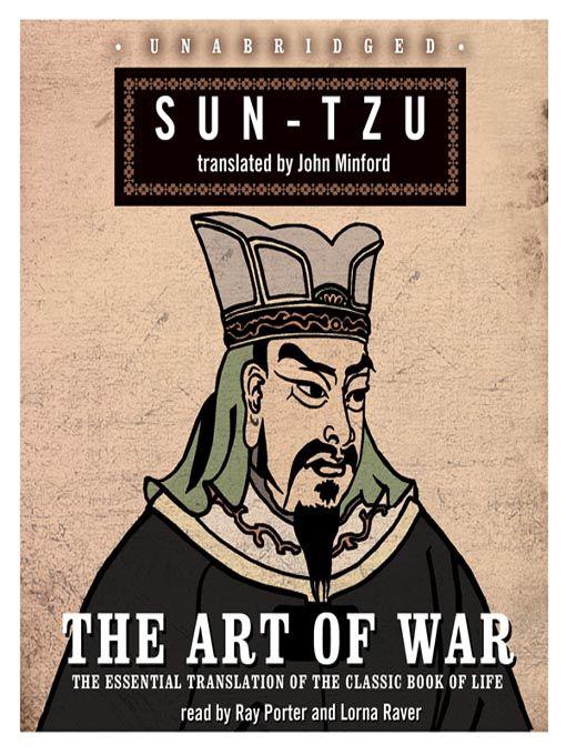 Sacrifice and an open mind always wins the war.  All war is based on deception.  Sun Tzu    All war IS deception.