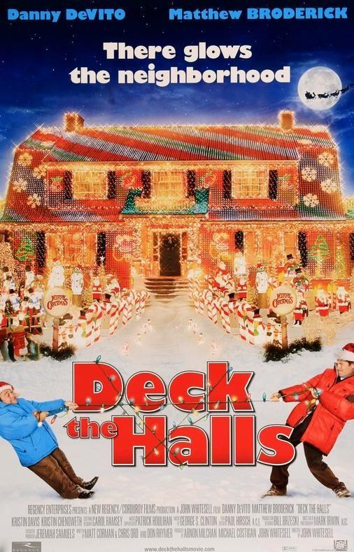 Deck the Halls (2006) Original One-Sheet Movie Poster