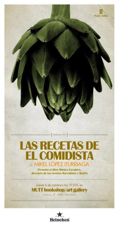 Las recetas de El Comidista   Mikel López Iturriaga