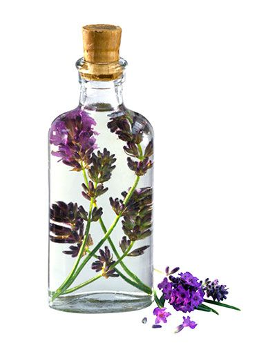 Steam a stuffy nose Pour a bit of lavender or vanilla oil on a damp, warm washcloth. Hold it to your nose and take deep, relaxing breaths to clear sinuses