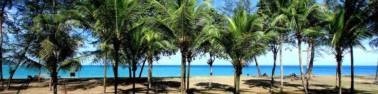 Cherating beach Malaysia