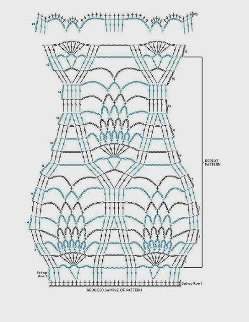Poncho Enredos de Crochet Patron | Crochet | Croché, Ganchillo y ...