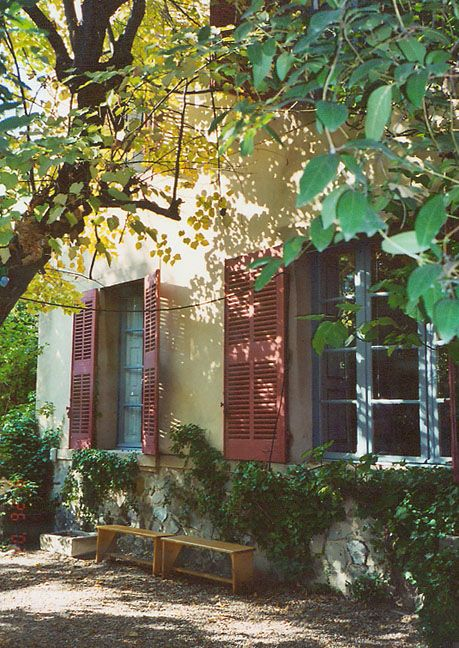 Paul Cezanne's studio in Aix en Provence, France ᘡղbᘠ
