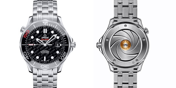James Bond Omega Watch - 007 50th Anniversary Watch - Esquire If I get this for my graduation/wedding/other big news event gift, I will probably happily pass out from shock and awe.
