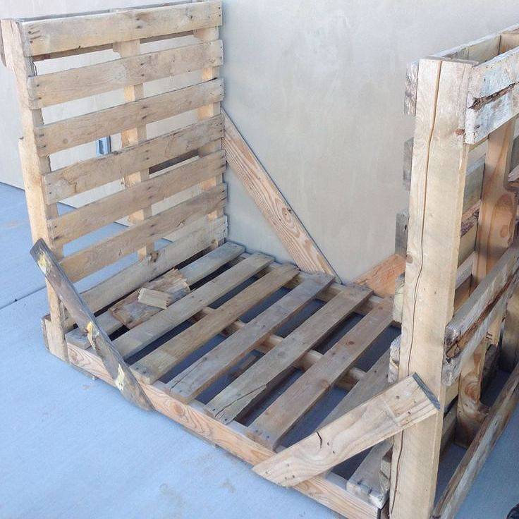 my new #pallet #log #store                                                                                                                                                                                 More