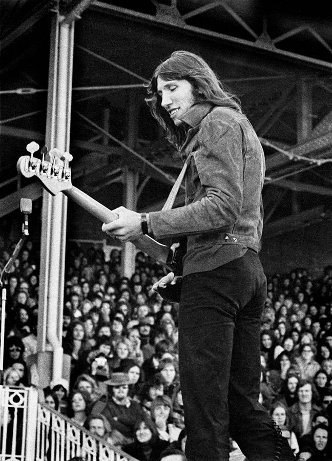 then there's Roger Waters. like wow you're super attractive young