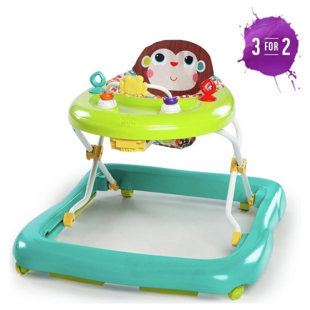 Buy Bright Starts Pattern Pals Baby Walker at Argos.co.uk - Your Online Shop for Baby walkers, Baby walkers, ride-ons and trikes, Baby toys, Baby and nursery.