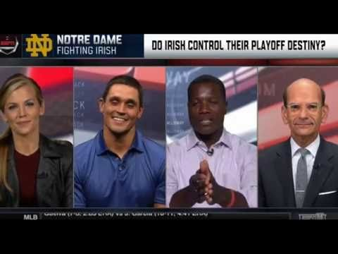 ESPN College Football Live Today. Notre Dame Football, Art Briles, Virginia Tech vs Tennessee - http://www.truesportsfan.com/espn-college-football-live-today-notre-dame-football-art-briles-virginia-tech-vs-tennessee/