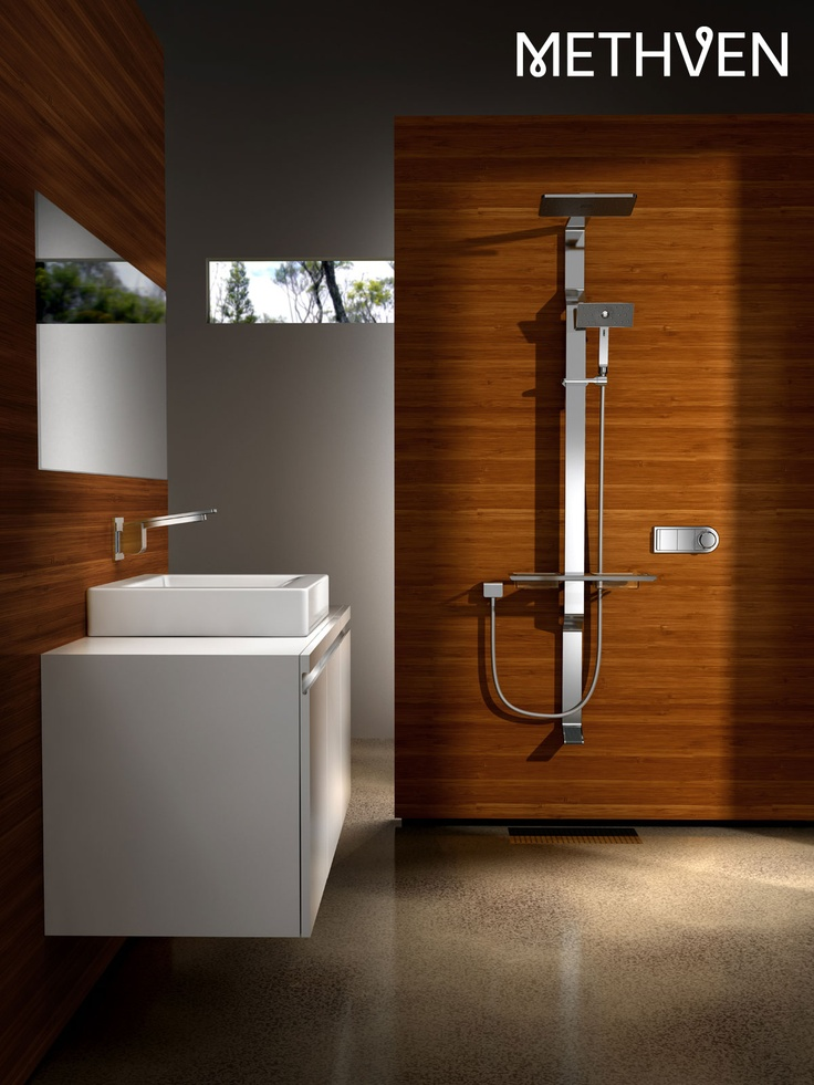 Tahi shower system