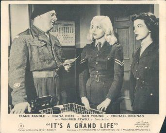 Amazon.com: IT'S A GRAND LIFE DIANA DORS FRANK RANDLE ORIGINAL ...