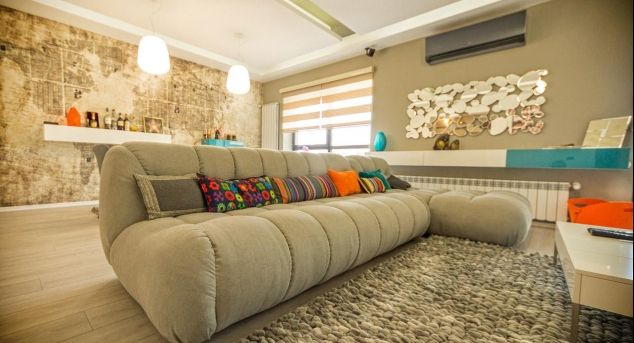 Amenajarea nonconformista a unui apartament din Bucuresti | Povestea Casei