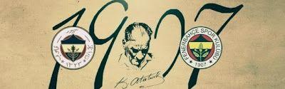 K.Atatürk 1907 Fenerbahçe Facebook Kapak Resimleri | Fenerbahçe Wallpapers Duvarkağıtları Resimleri iPhone Facebook Kapak Resimleri