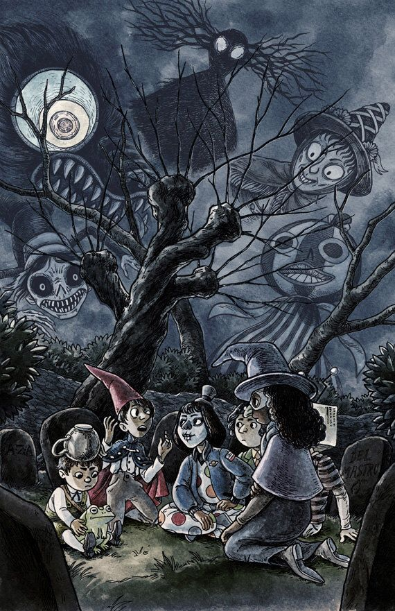 51 best over the garden wall fan art images on pinterest on over the garden wall id=30772