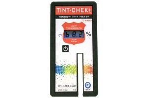 """Measure Visible Light Transmittance (VLT) of automotive glass as well as any glass/film up to 1/4"""" or 6.5mm thick.  The TC2800 has several advantages over existing tint meters in the marketplace as well as upgrades that set apart from our TC1800 model. $129.00"""