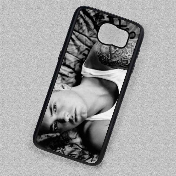 Rapper Eminem Music - Samsung Galaxy S7 S6 S4 Note 7 Cases & Covers