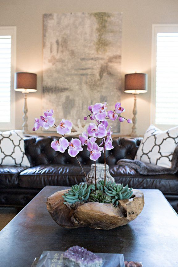 Amanda Carol Interiors Emerald Green Gold Mirrors: 1000+ Images About Orchid And Care On Pinterest