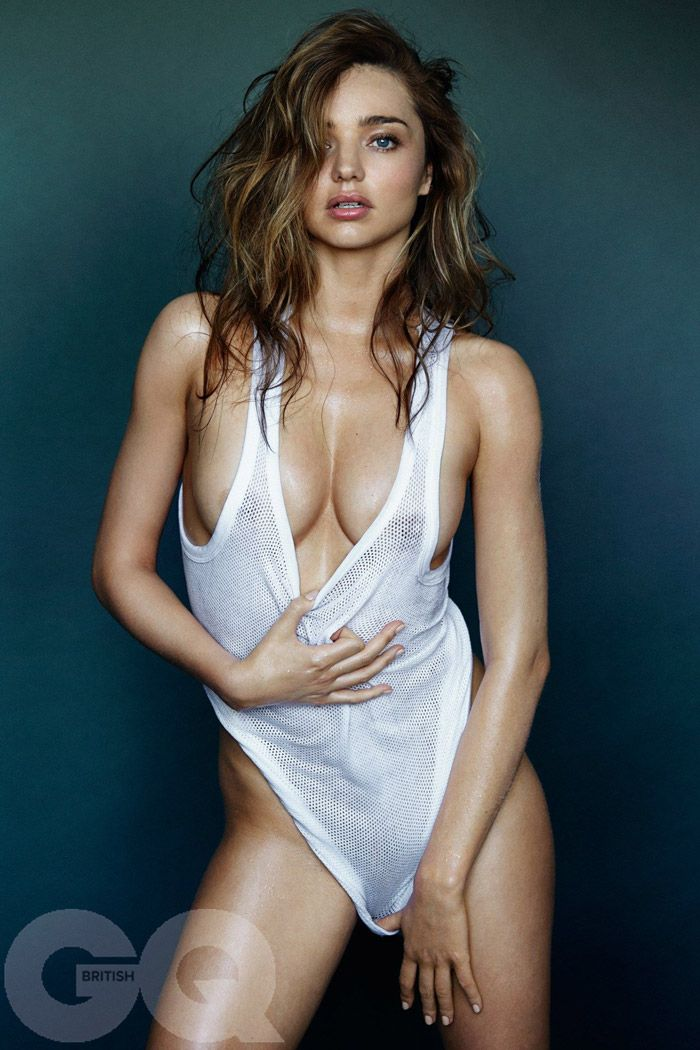 MIRANDA KERR PHOTOGRAPHED BY MARIO TESTINO FOR GQ UK, MAY 2014