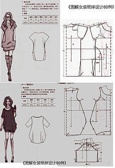 Две выкройки минималистичных платьев / Простые выкройки / ВТОРАЯ УЛИЦА