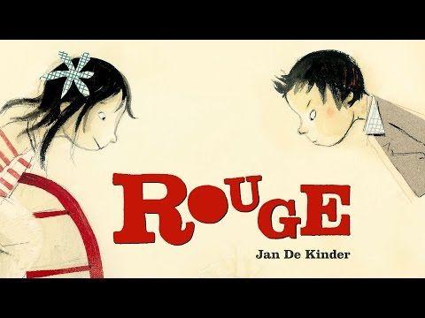 ROUGE, un livre pour aborder un sujet peu évident : le harcèlement à l'école